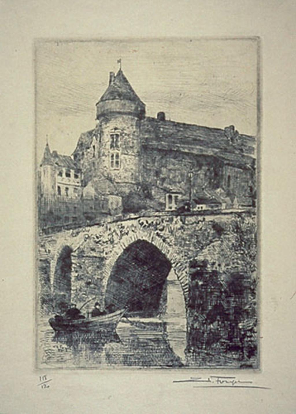 Château de Laval, Pays de la Loire