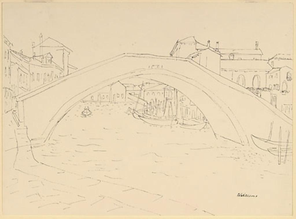 Paysage à Venise