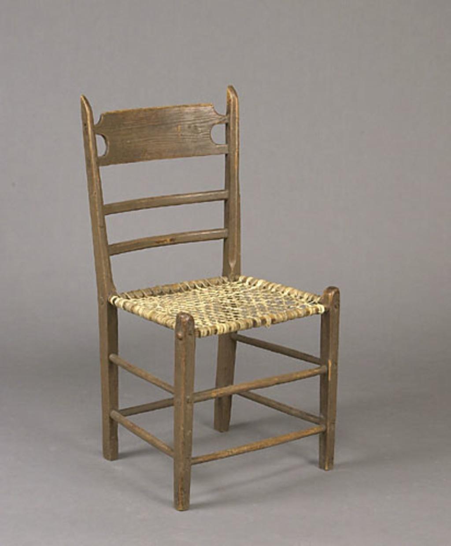 Chaise dite de Bellechasse