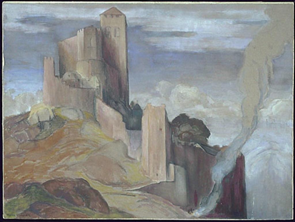 La Cathédrale sur le rocher, Sion