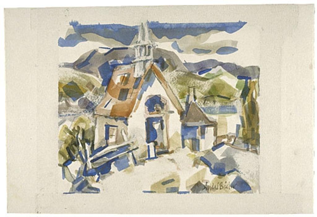 La Petite Chapelle de Sainte-Famille, île d'Orléans