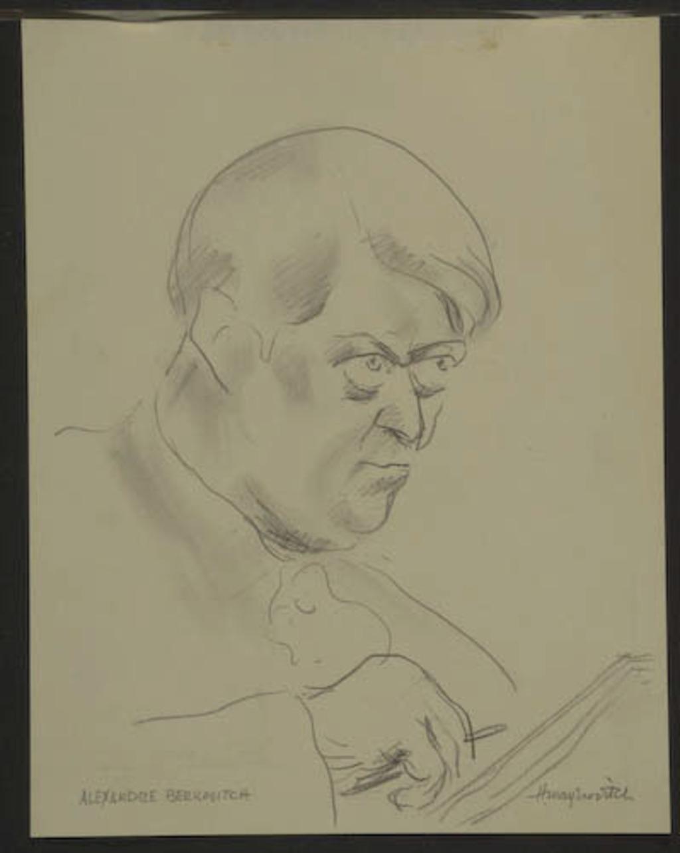 Alexander Bercovitch