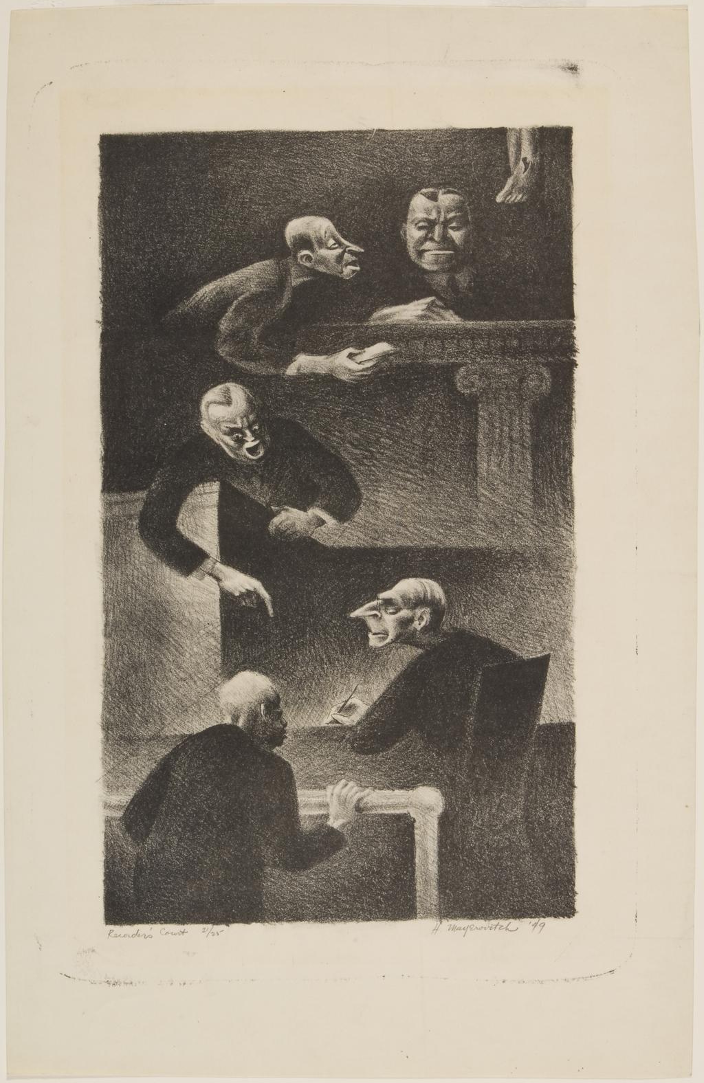 La Cour du «Recorder»
