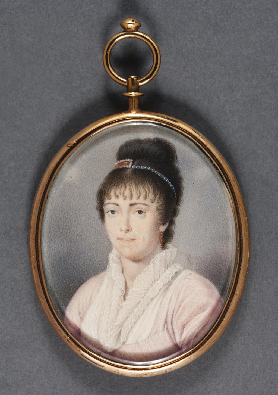 Madame Pierre-Amable De Bonne, née Louise-Élizabeth Marcoux