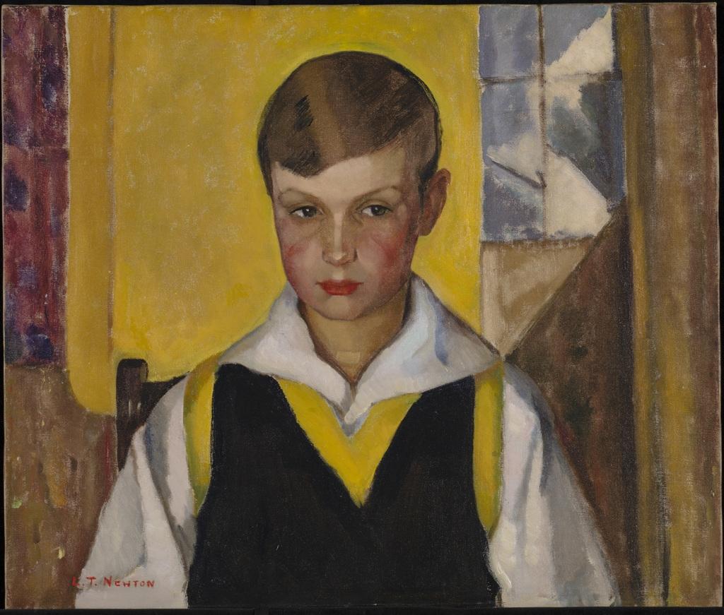 Jeune Garçon (Jack May)