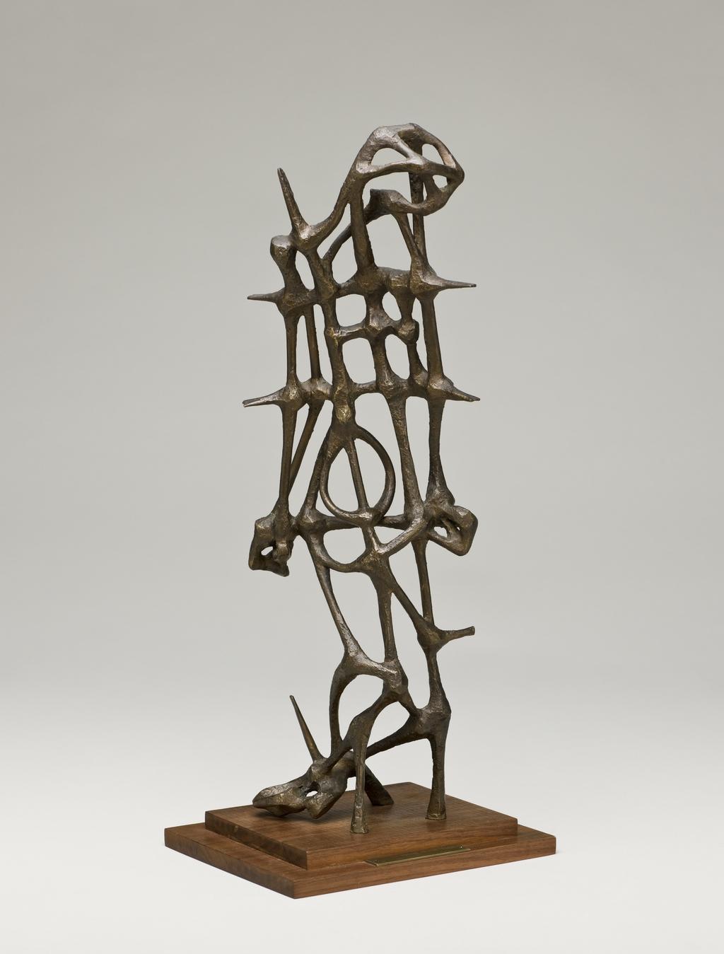 Maquette pour le « Monument au prisonnier politique inconnu »