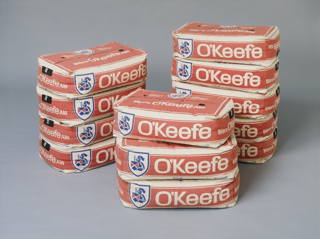 Caisses de bière O'Keefe