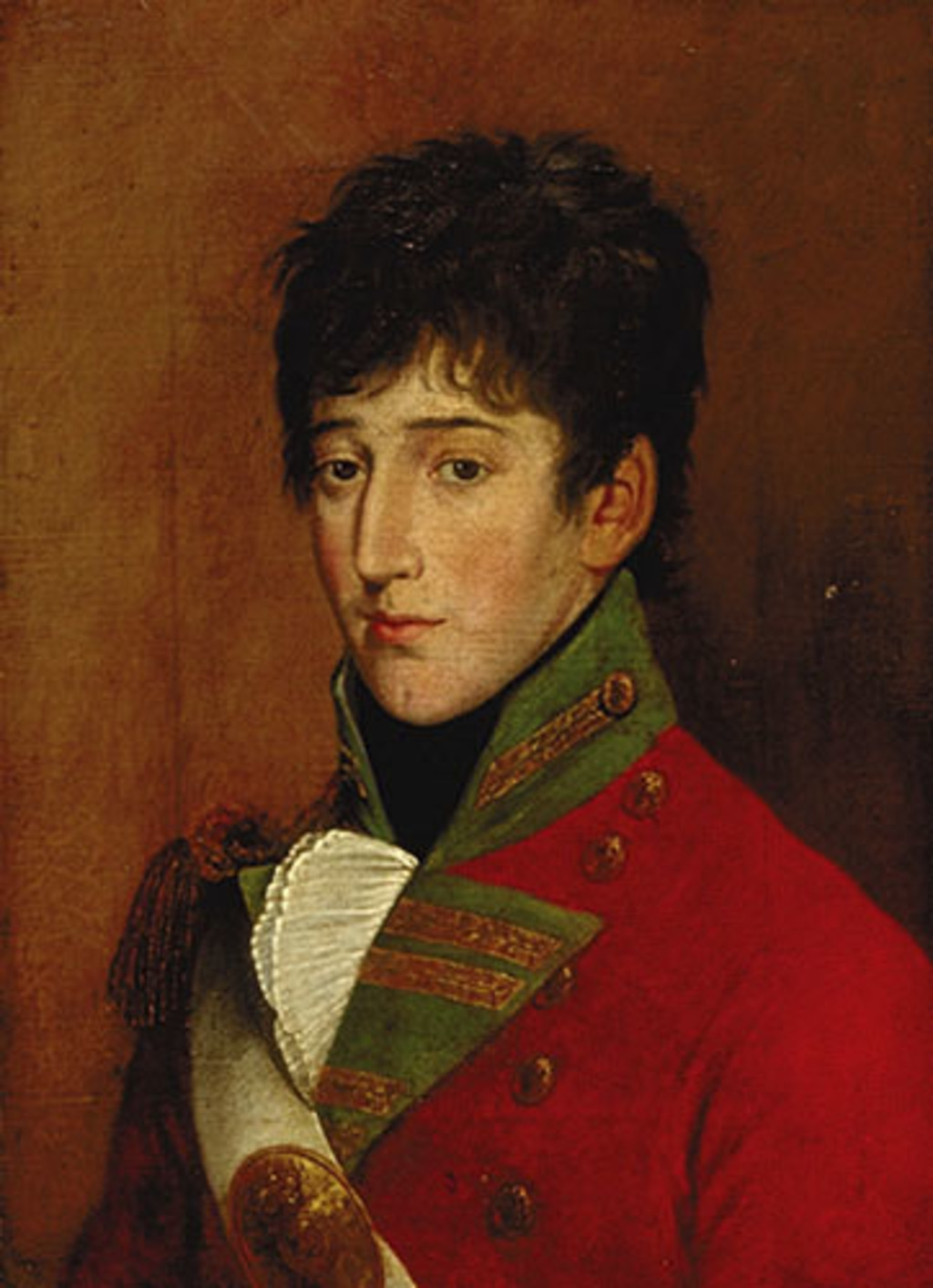 Le Lieutenant William Johnston Hughes