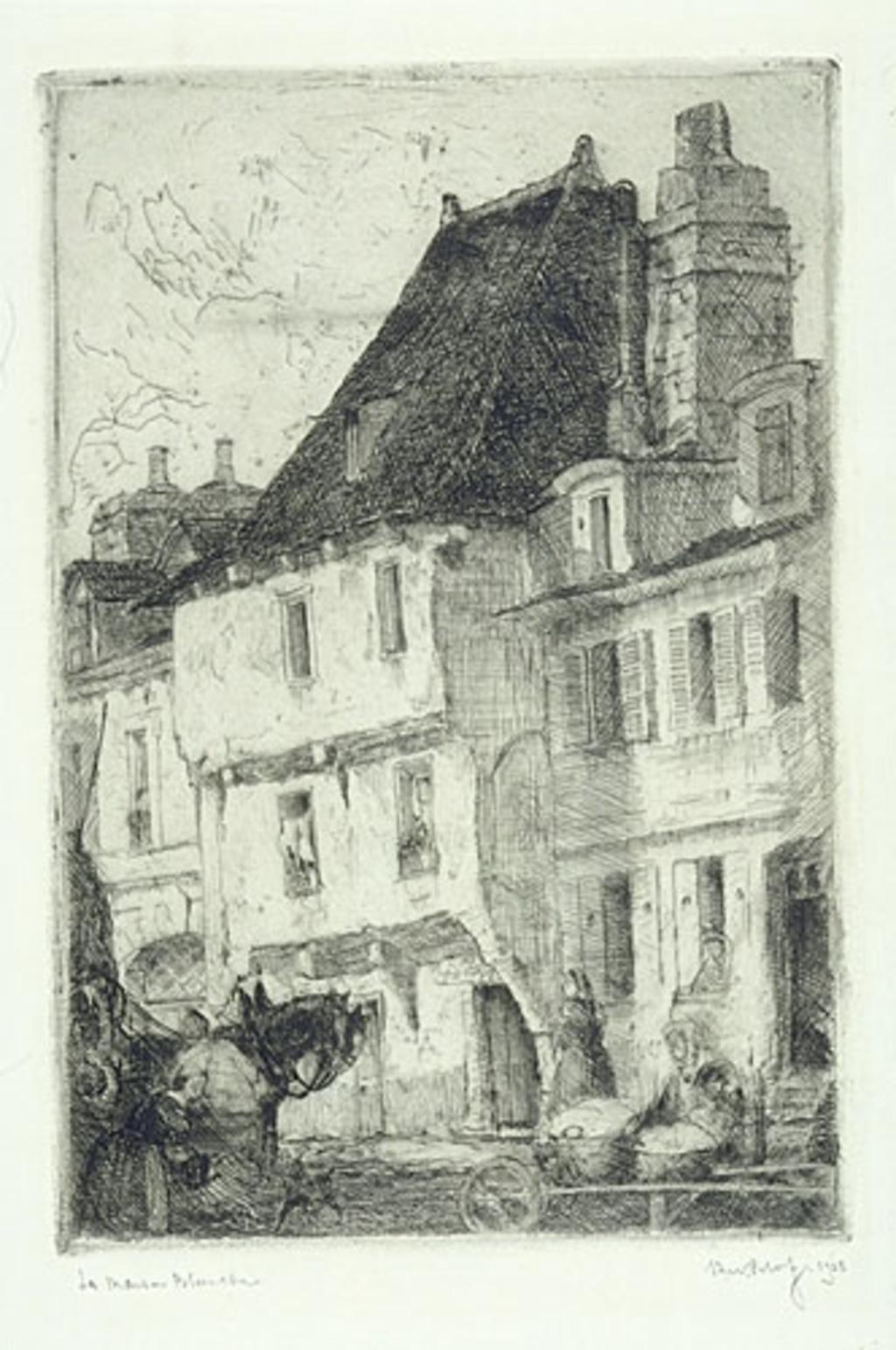 La Maison blanche, Concarneau
