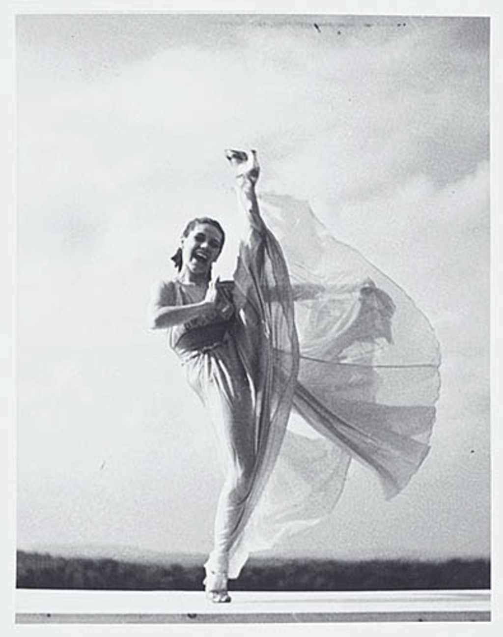 Carlotta dansant