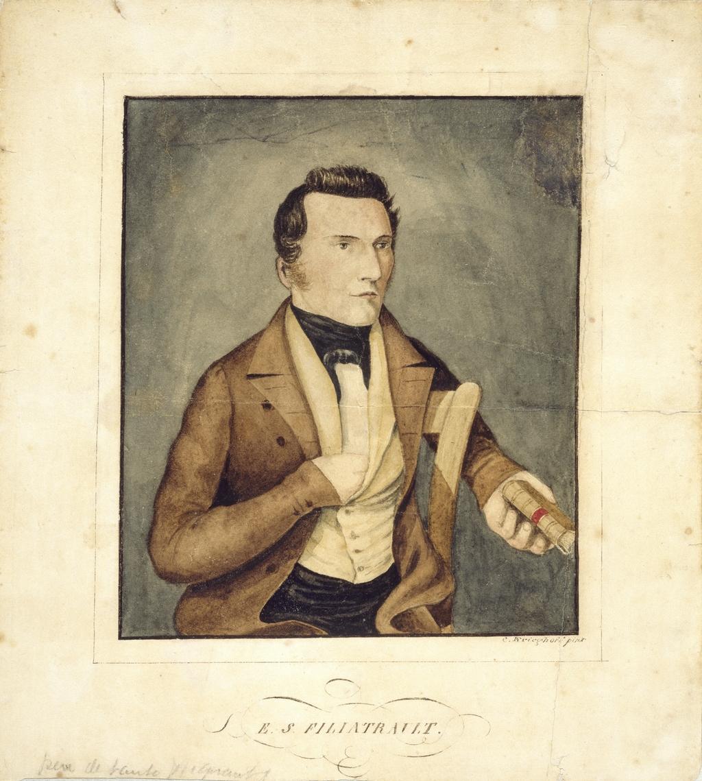 Étienne Sévère Filiatrault