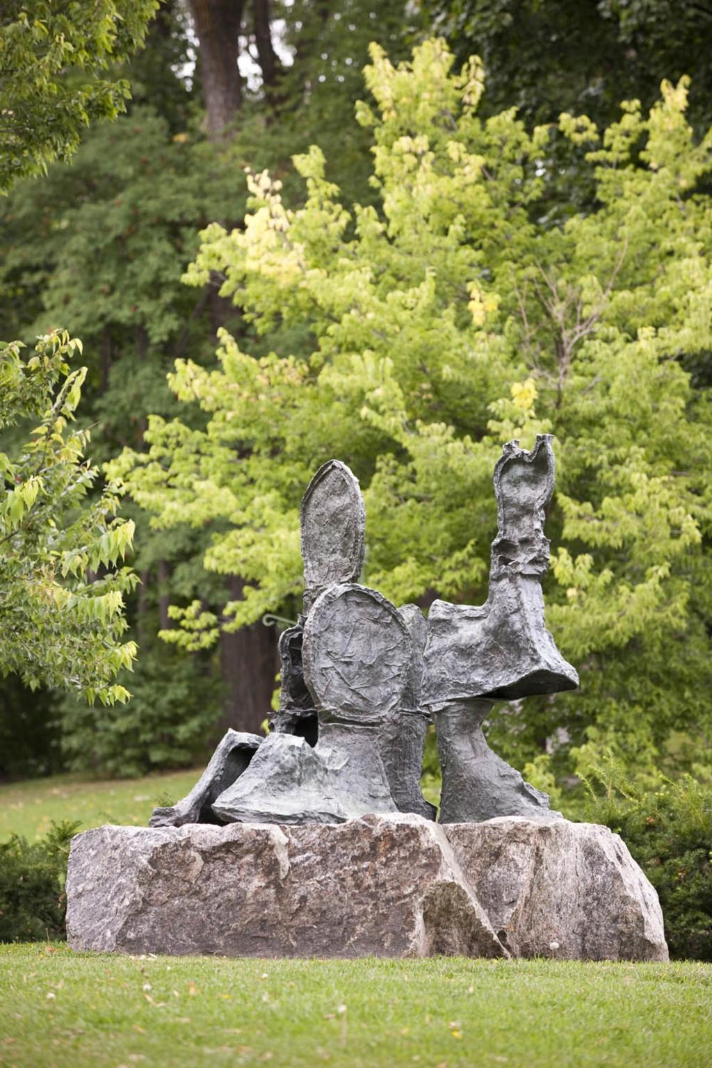 La Victoire et le Sphinx