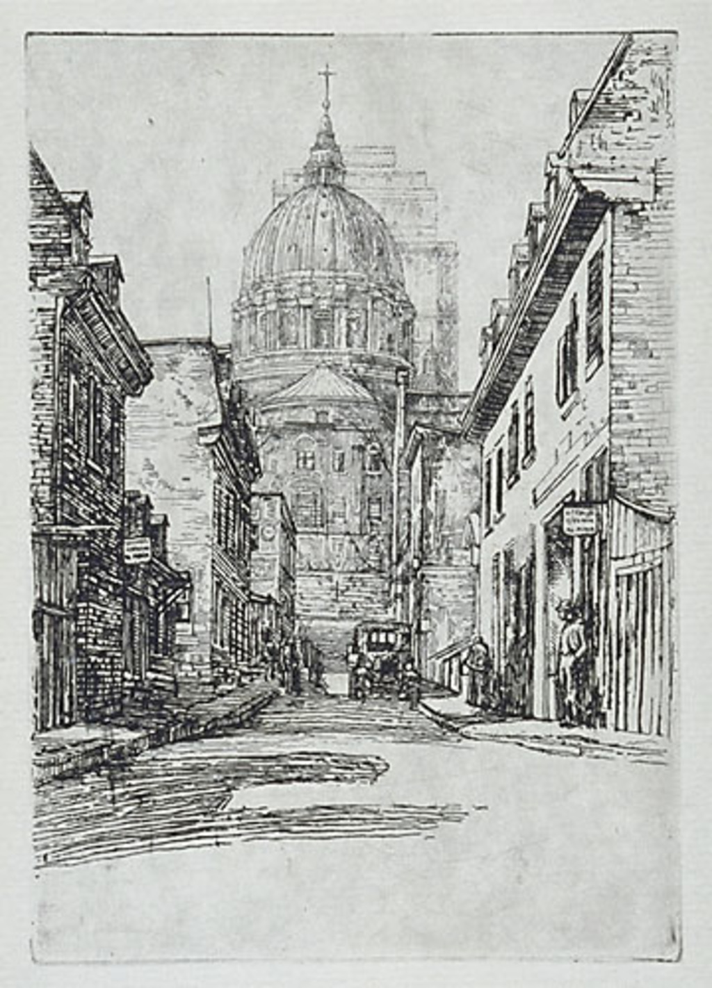 Rue Sainte-Cécile, Montréal