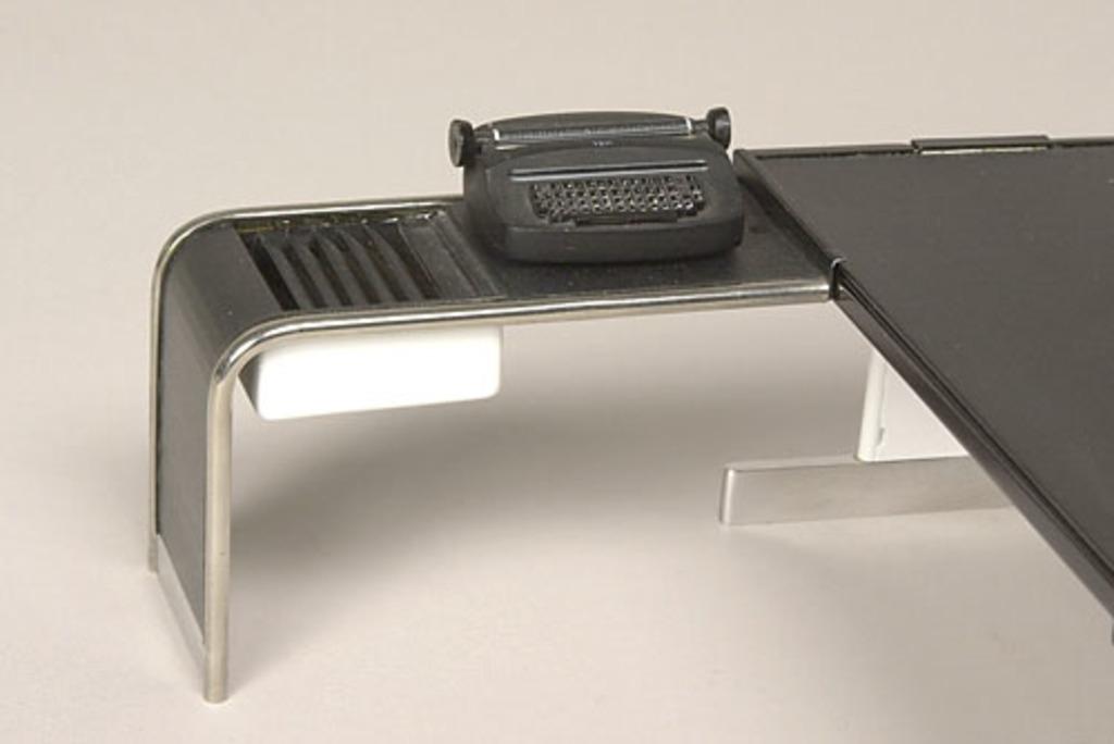 Modèle réduit du retour secrétaire du « System S » (1969-1970)
