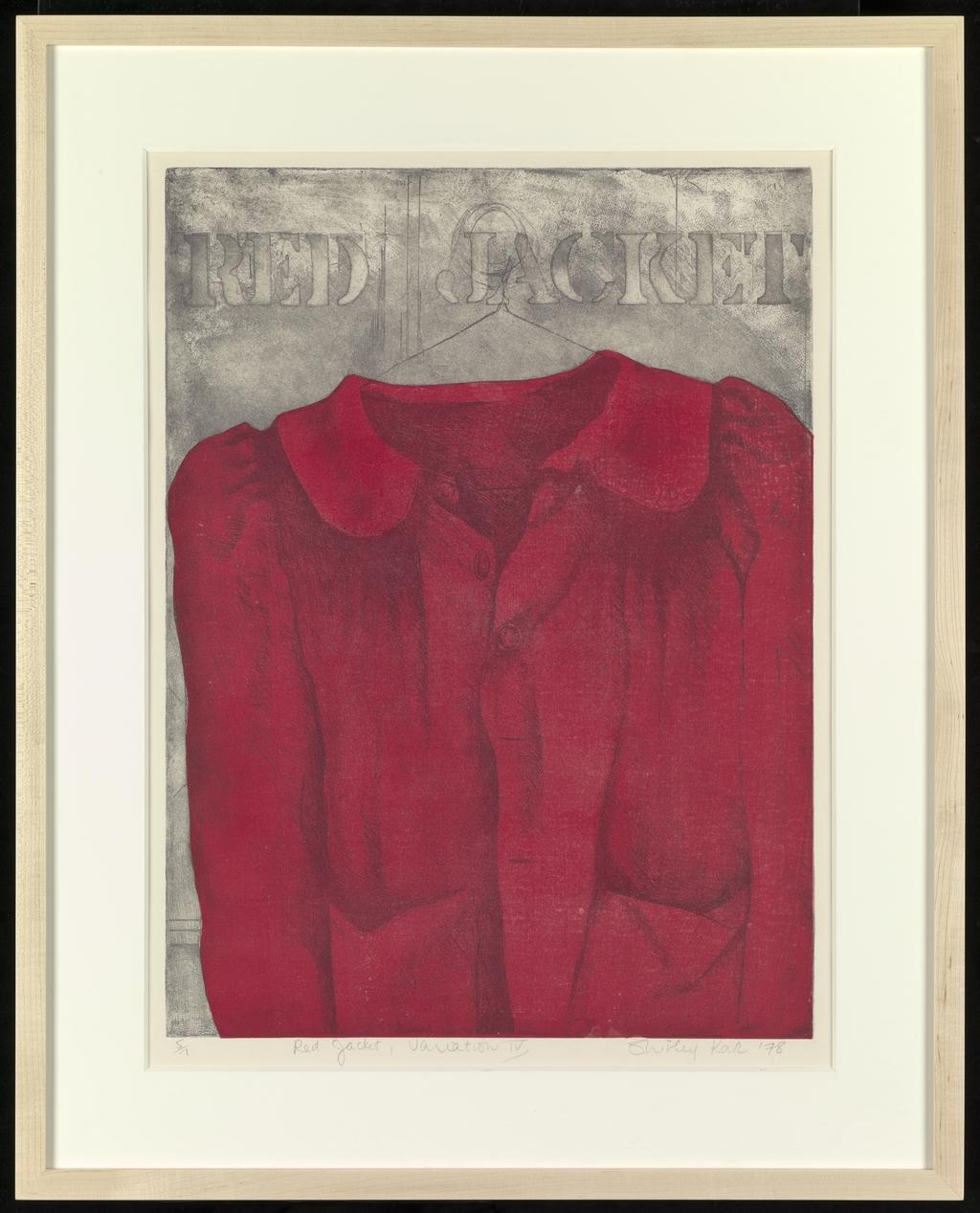 Red Jacket, variation IV
