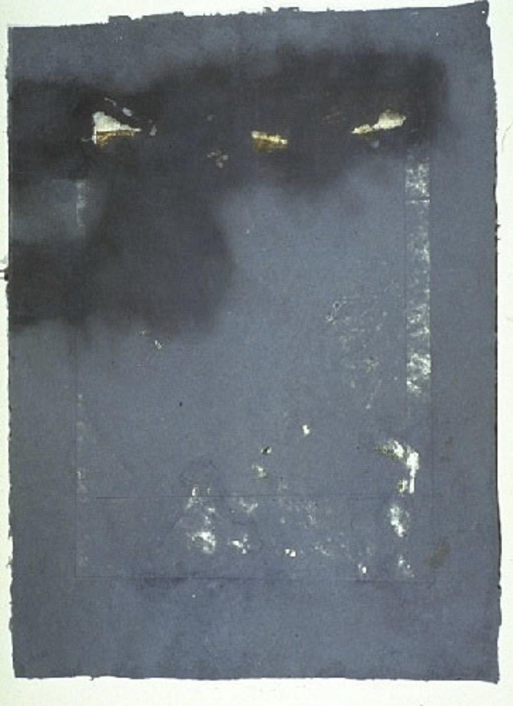 Sarcophage de « Un nuage assis dans un paysage »