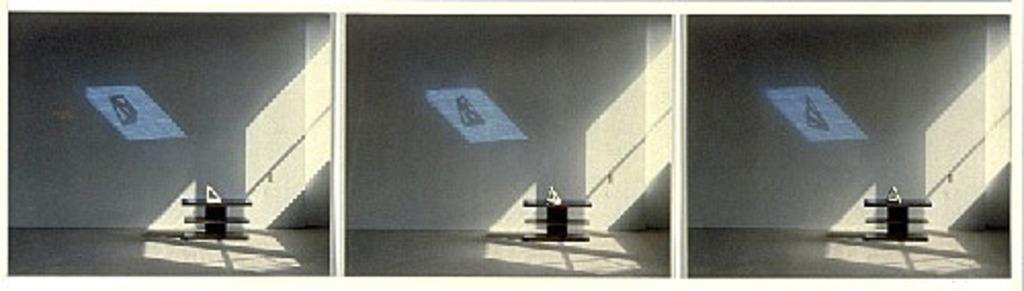 Réflexion intérieure triangulaire, trois variations