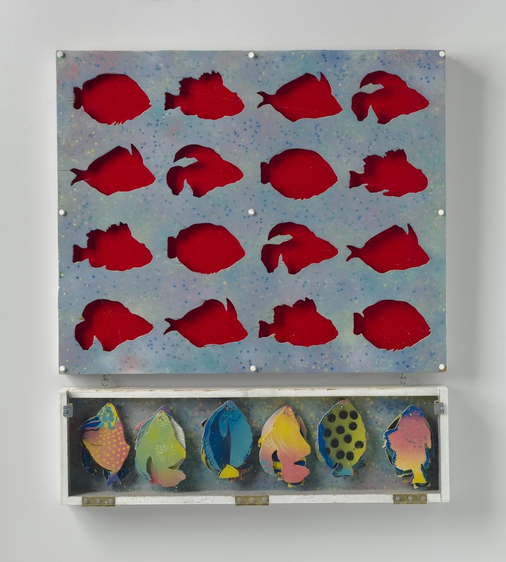 Marché de poissons, nº 1