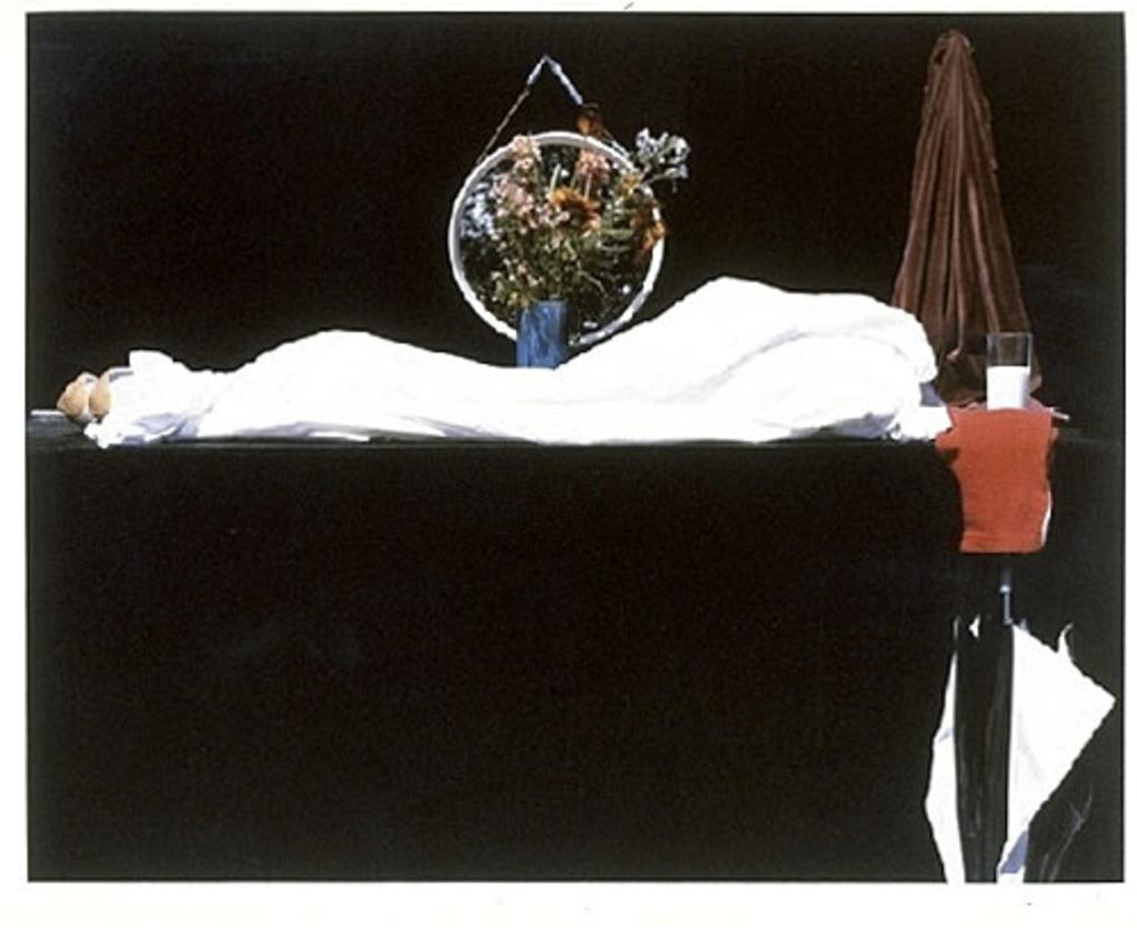 Rêve : La Mort de son père, du « Journal de Lewis Garden », série I, nº 10