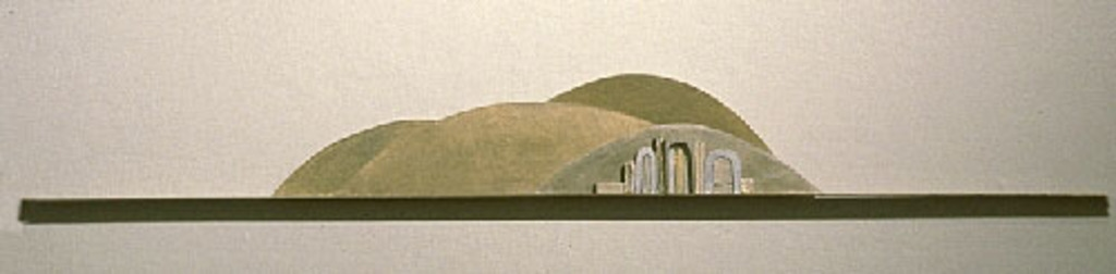 Paysage sumérien II