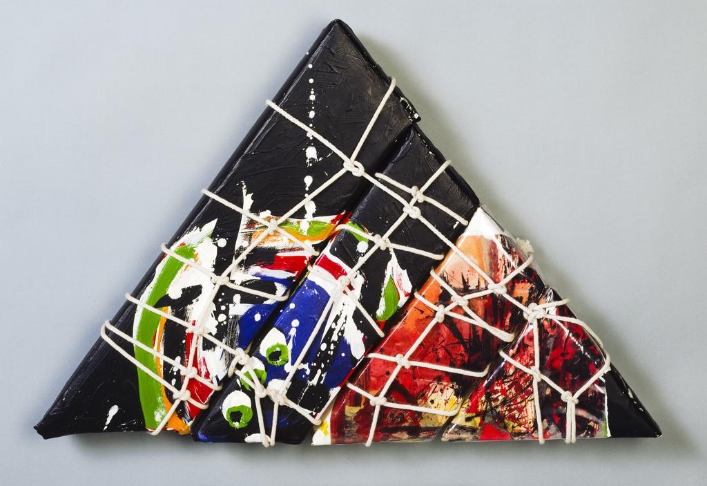 Hommage à Pierre Gauvreau, de la série « Hommage aux artistes vivants »