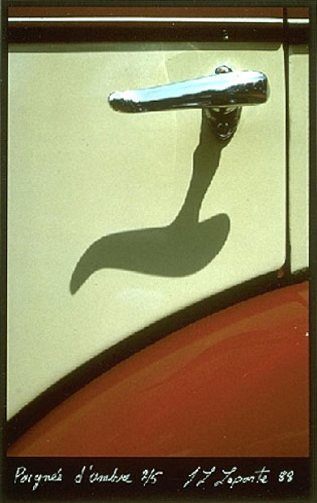 Poignée d'ombre