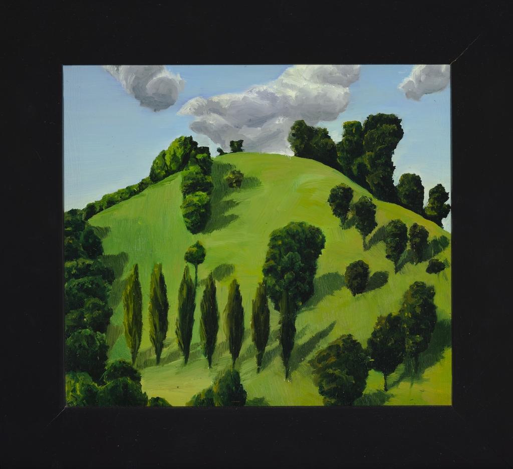 Landscape Study No. 12 - Italian Hill