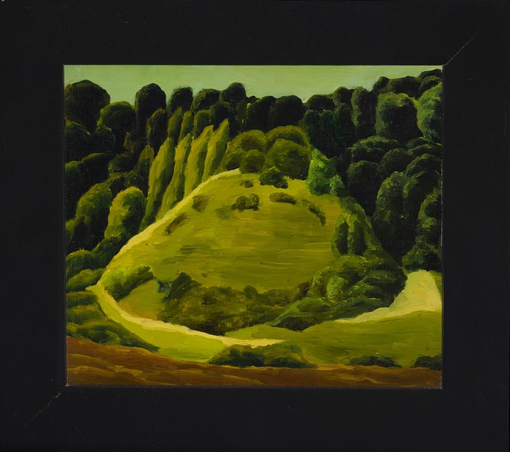 Landscape Study No. 15 - Martin Attwell's Hill