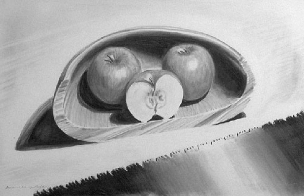 Deux Pommes et demie pour Ozias Leduc