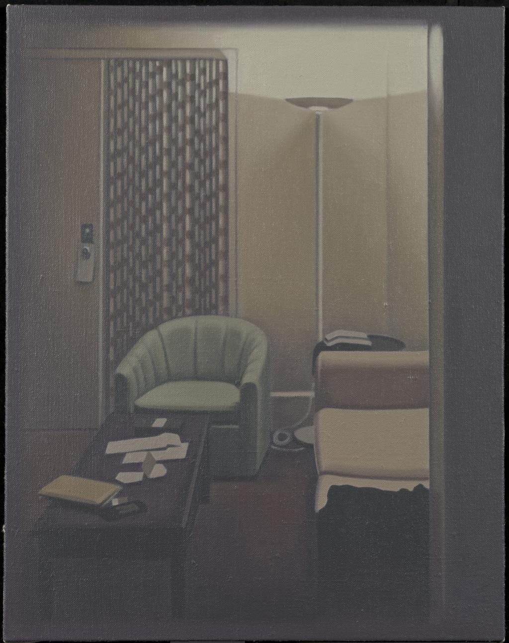 Chambre d'hôtel