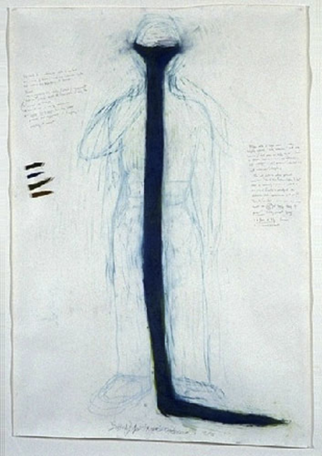 Study for (Blue) Nose Extension