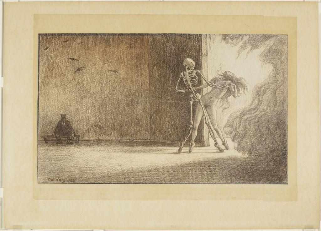 La Danseuse et la Mort