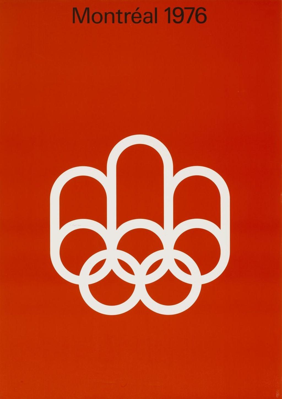 Montréal 1976. L'Emblème