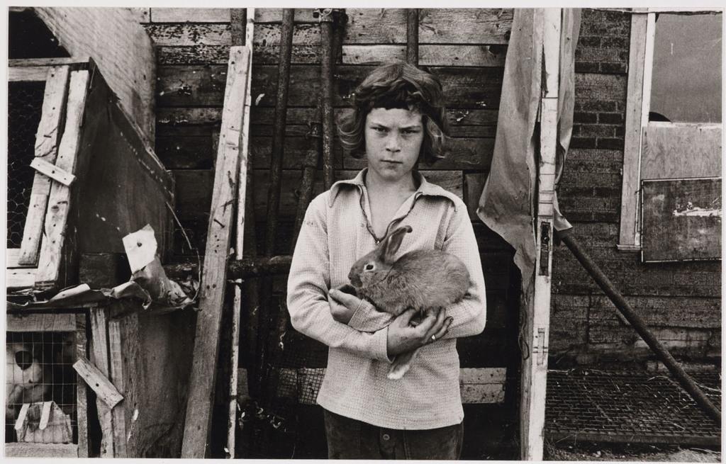 Bruno Bilodeau, de la série « Disraeli, une expérience humaine en photographie »