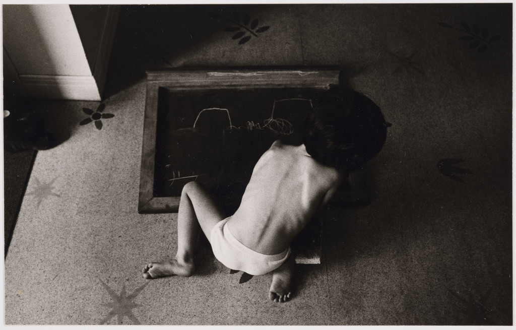 Steve Girard, de la série « Disraeli, une expérience humaine en photographie »
