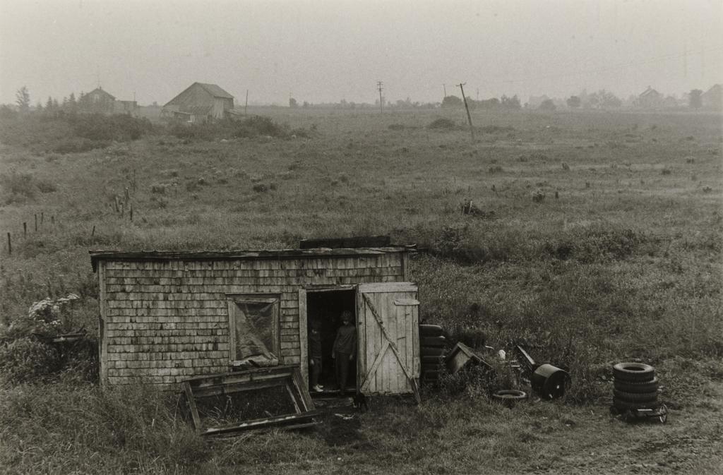Chez les Bouffard, de la série « Disraeli, une expérience humaine en photographie »