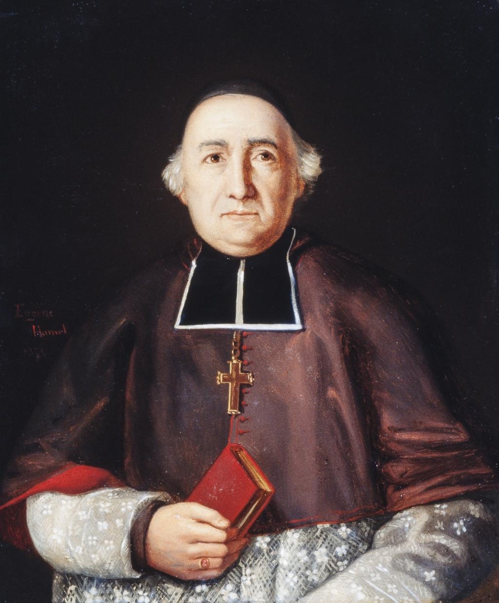Monseigneur Jean-Olivier Briand
