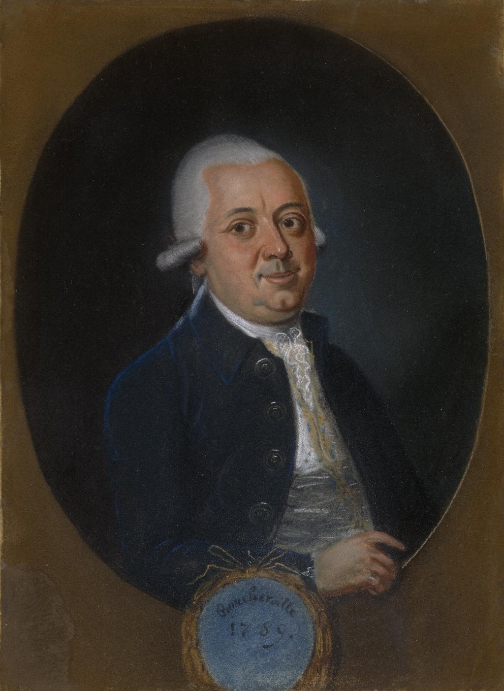 Portrait présumé de René-Amable Boucher de Boucherville