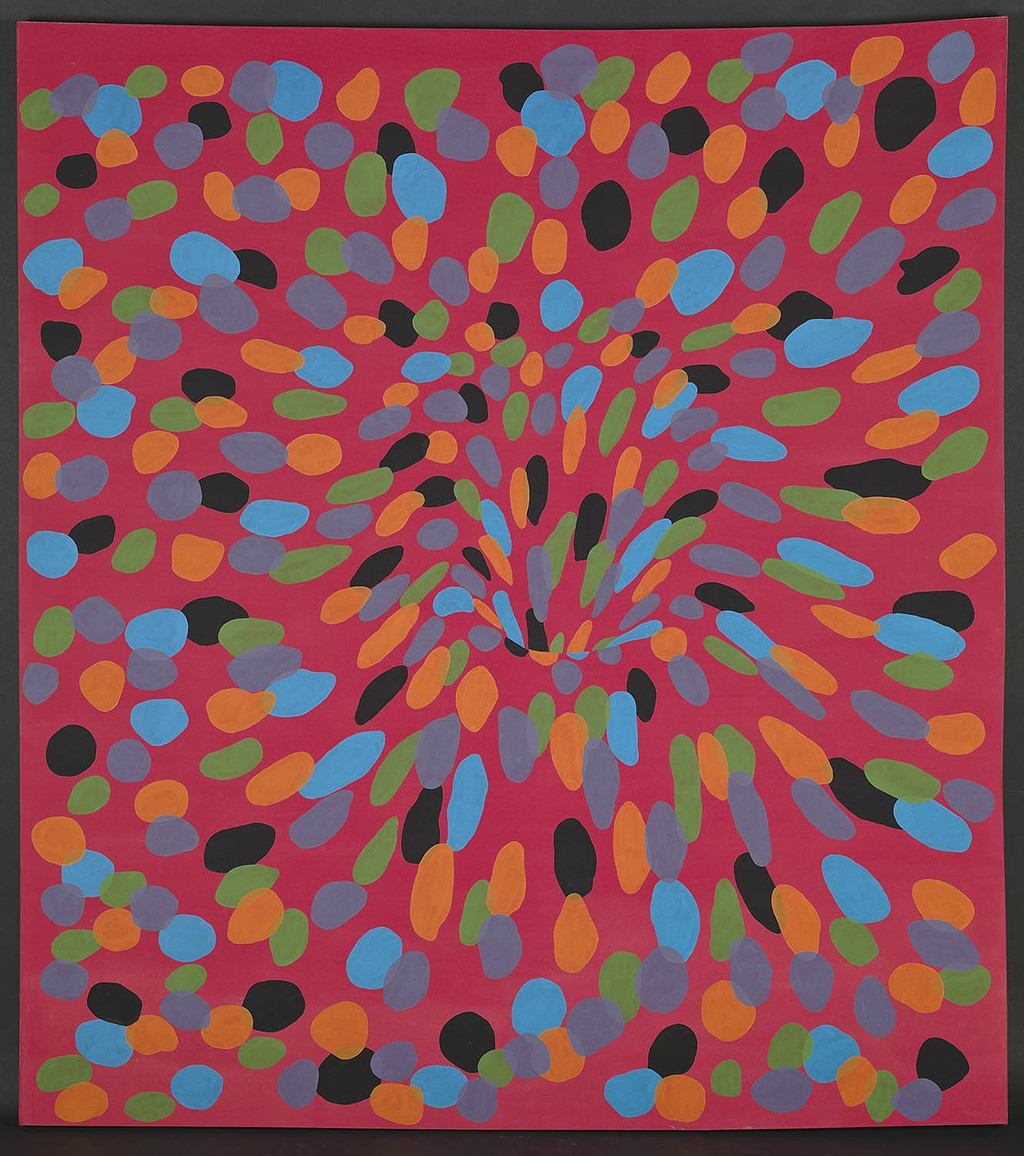 Abstraction Queen Size 2