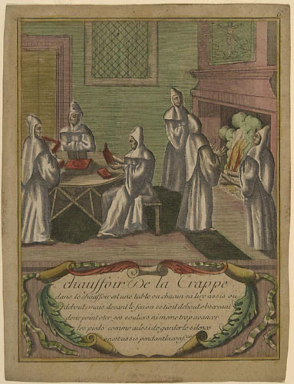 Chauffoir de la Trappe (nº 6)