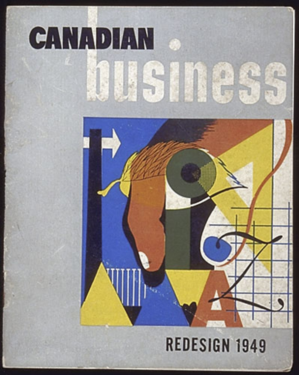 Brochure « Canadian Business Redesign »