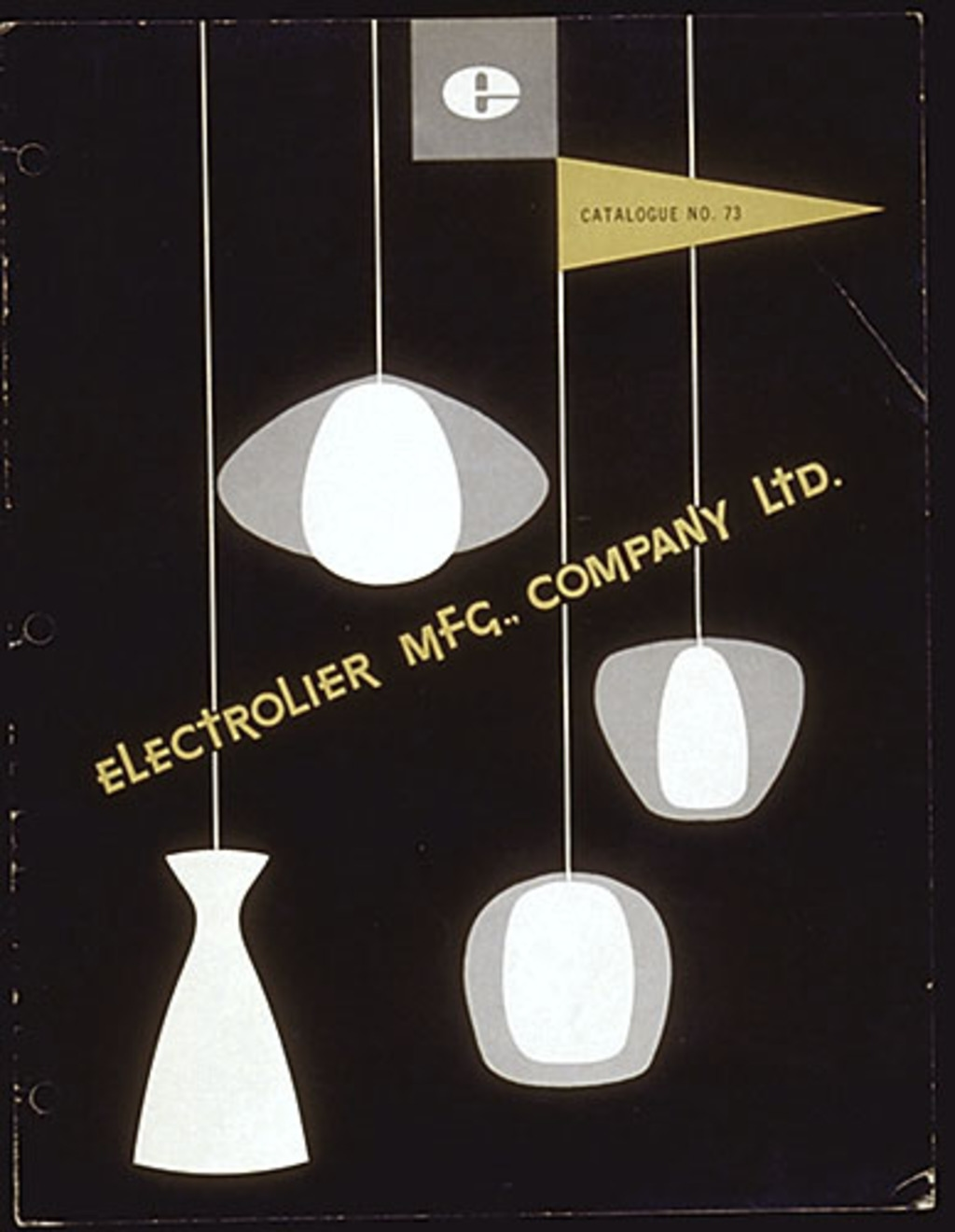 Dépliant « Electrolier Mfg Company »