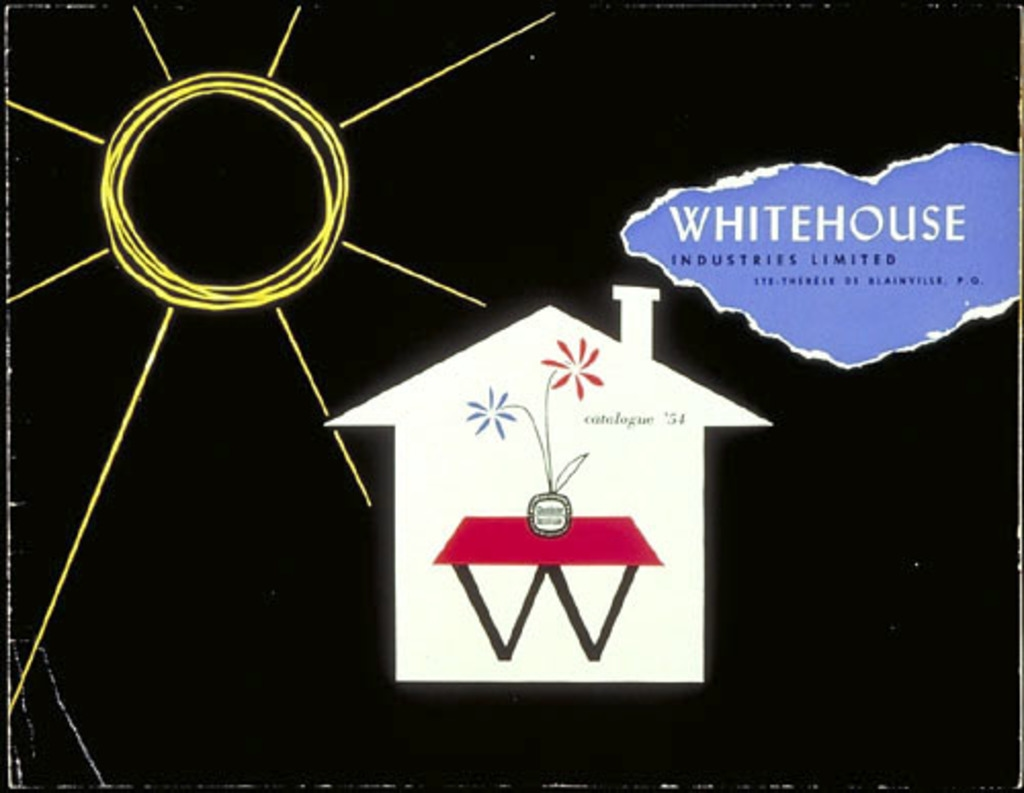 Brochure « Whitehouse Industries »