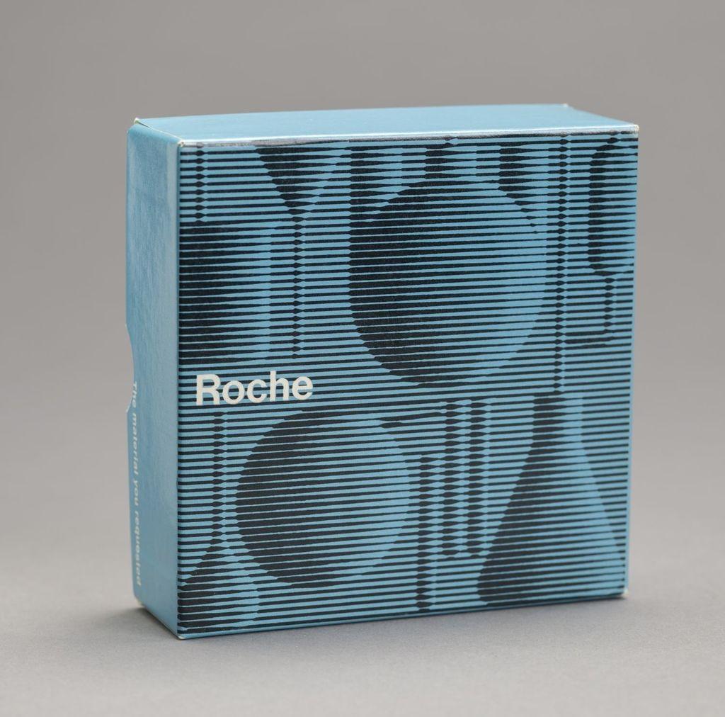 Boîte à échantillon pour Roche