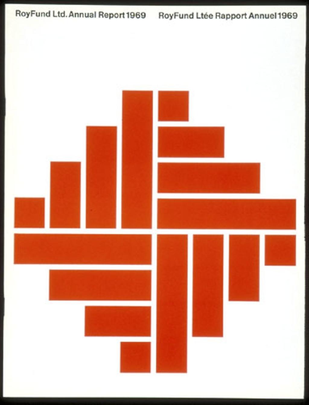 Rapport annuel de 1969 pour RoyFund Ltée