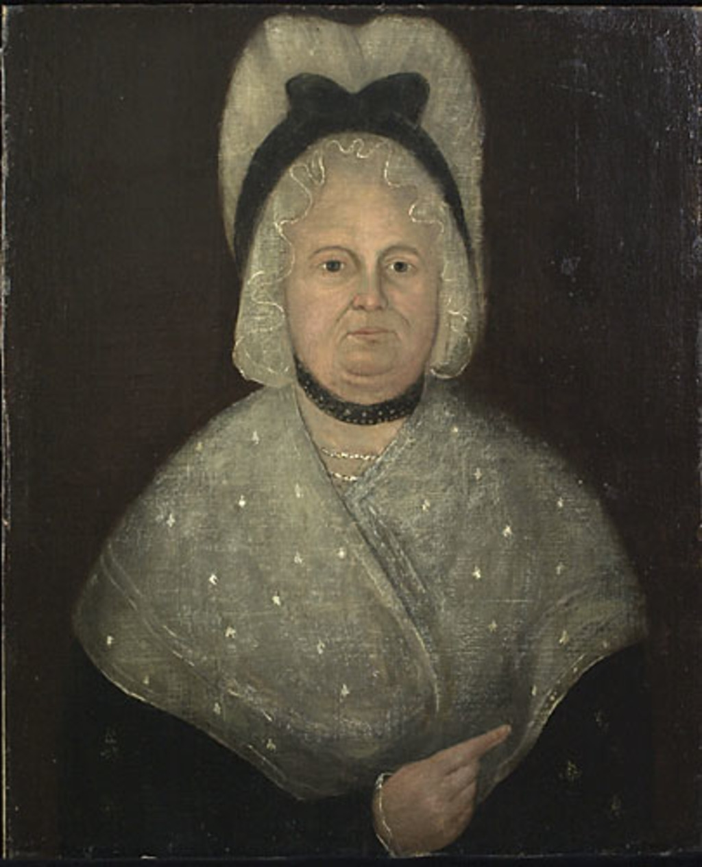 Madame François Boucher, née Marie-Josephte Tremblay
