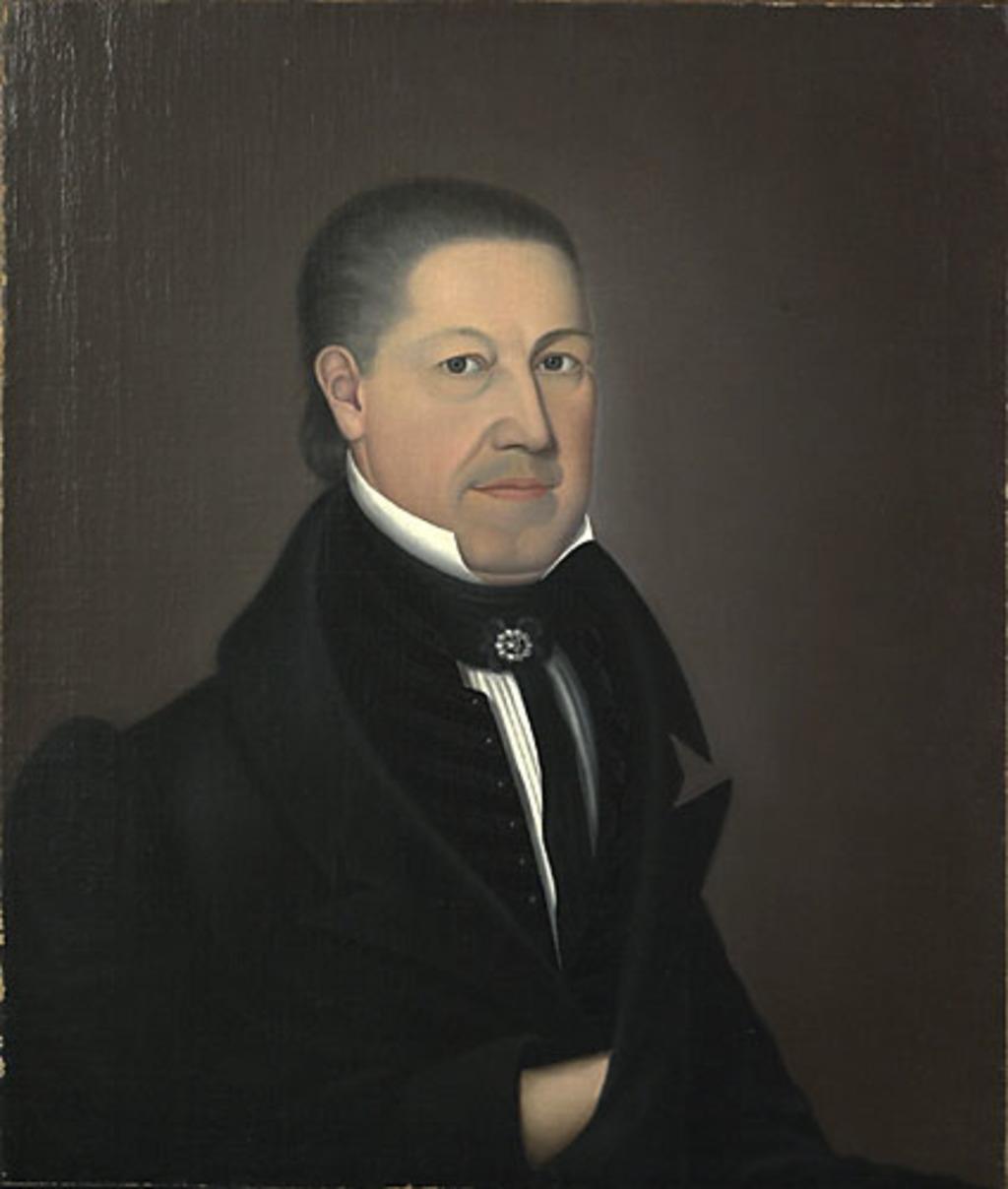 Le Lieutenant-colonel François Boucher