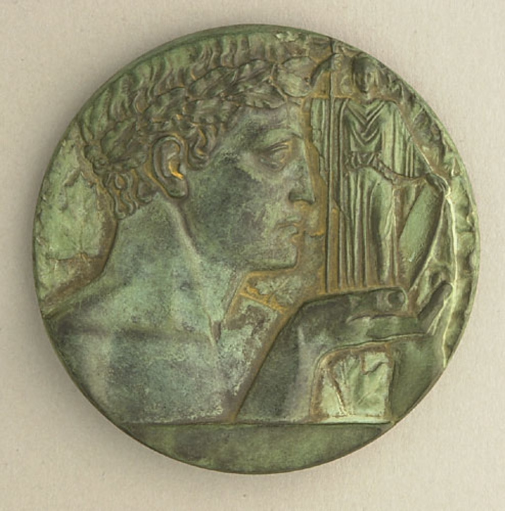 Médaille de l'École des beaux-arts de Québec