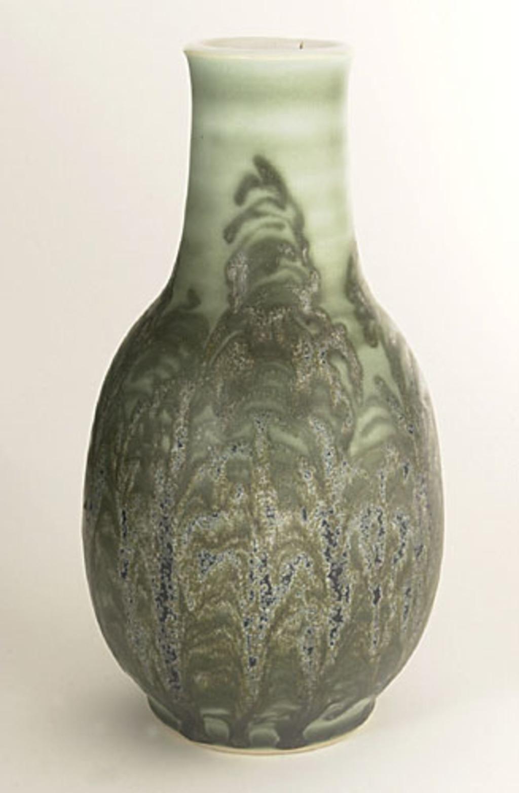 Vase verdâtre