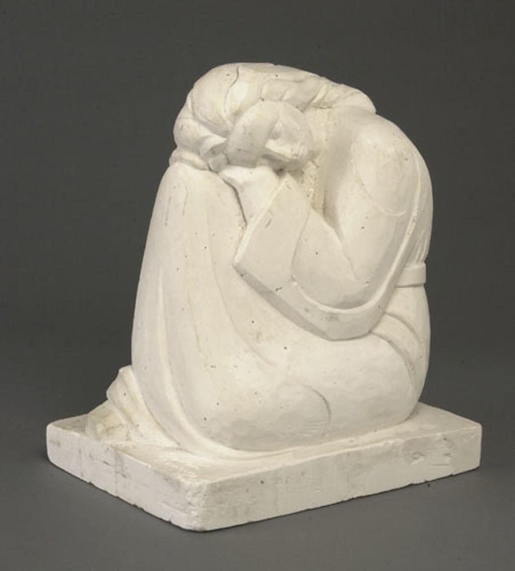 Maquette pour « Marie-Madeleine (Pleureuse) »